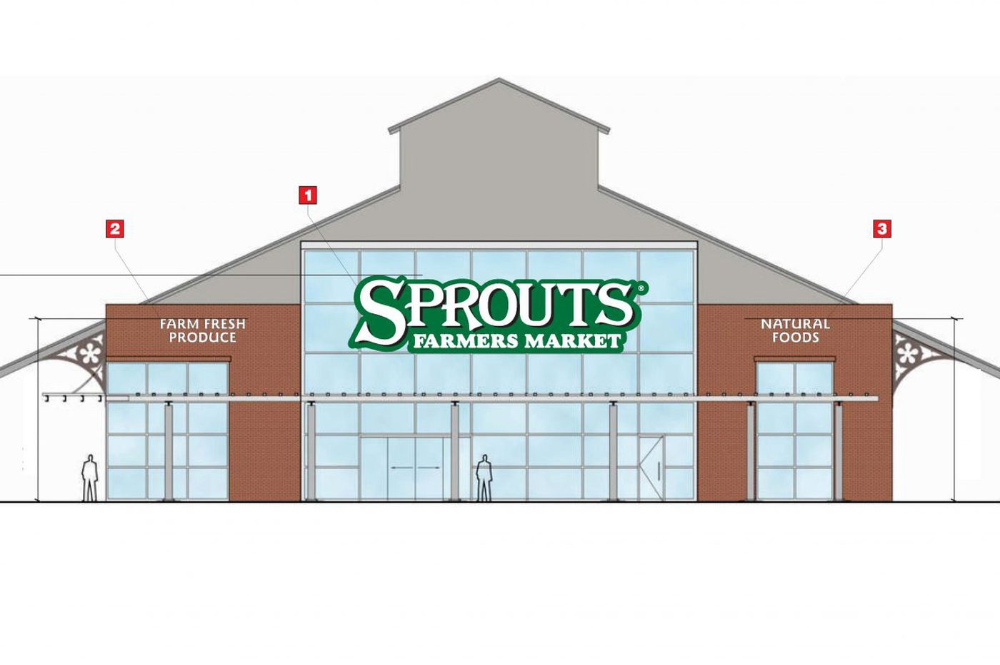 Natural grocer Sprouts to open store in historic South Broad Street train shed