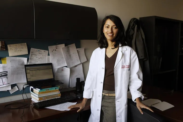 Dr. Shreya Kangovi is founding executive director of the Penn Center for Community Health Workers.