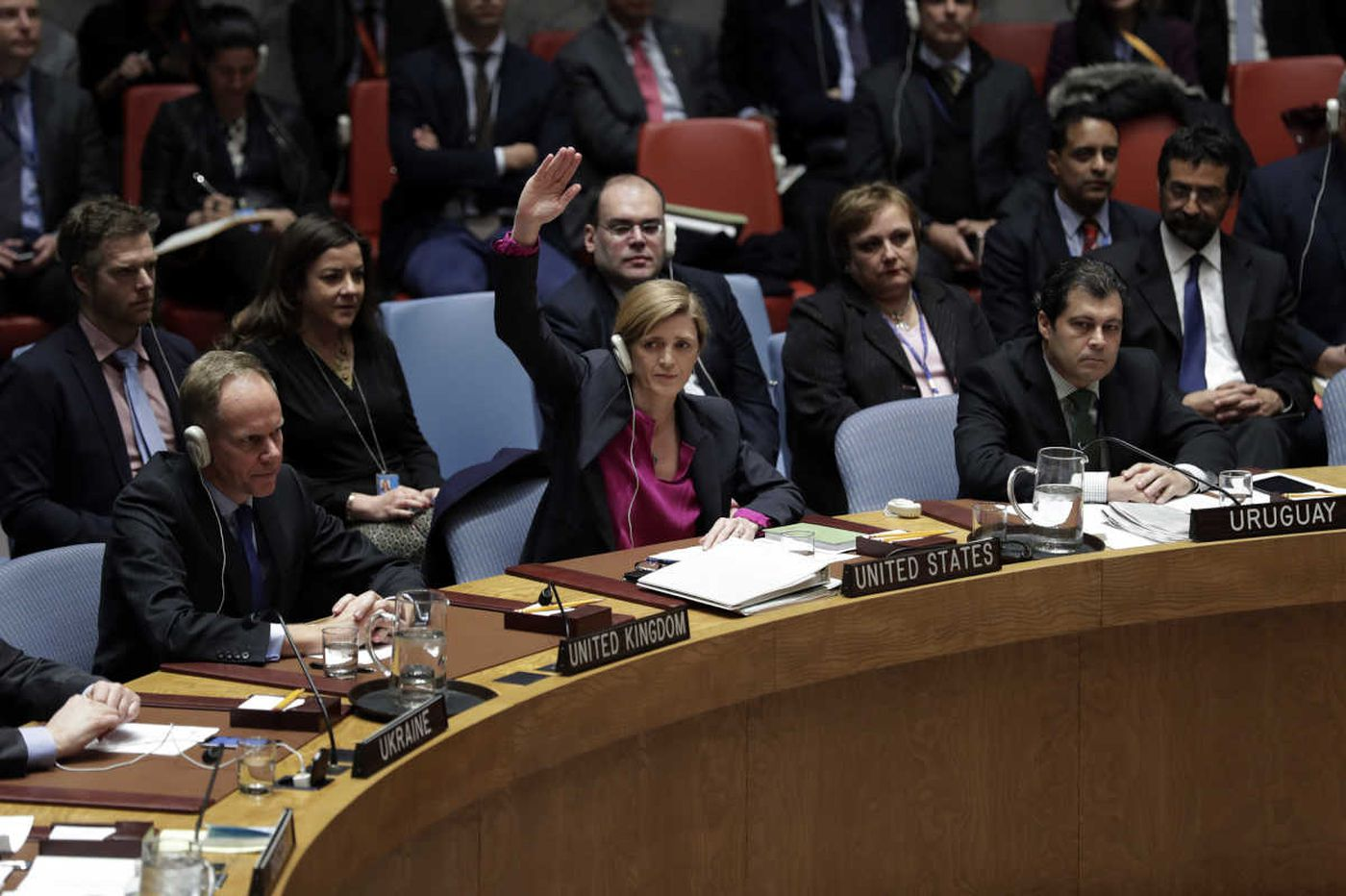 Commentary: The coming U.S.-U.N. battle