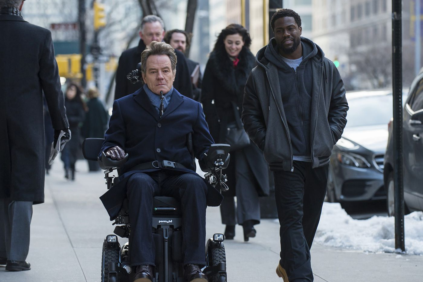 Philly-shot Kevin Hart-Bryan Cranston film to see release after being stuck in Weinstein Co. limbo