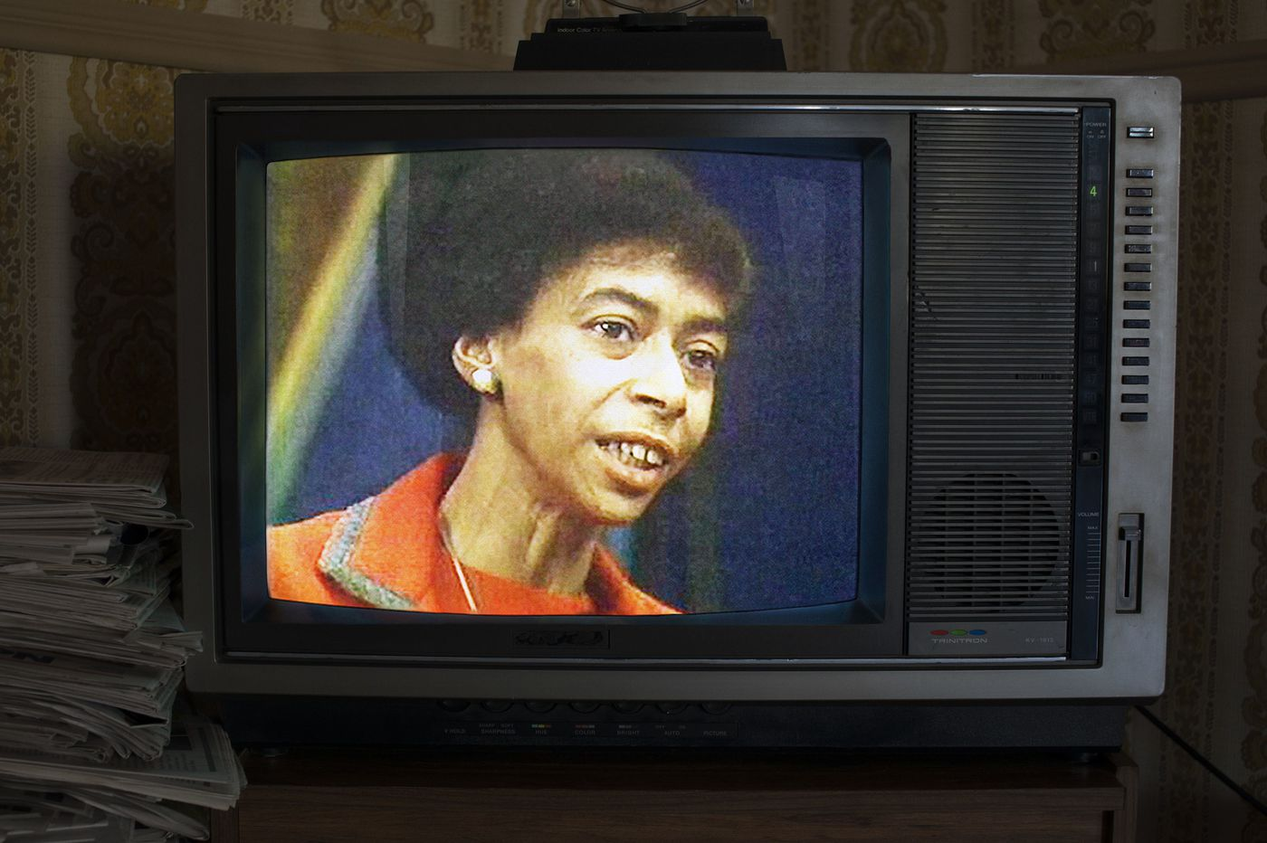This Philadelphia woman recorded three decades of television on 70,000 VHS tapes