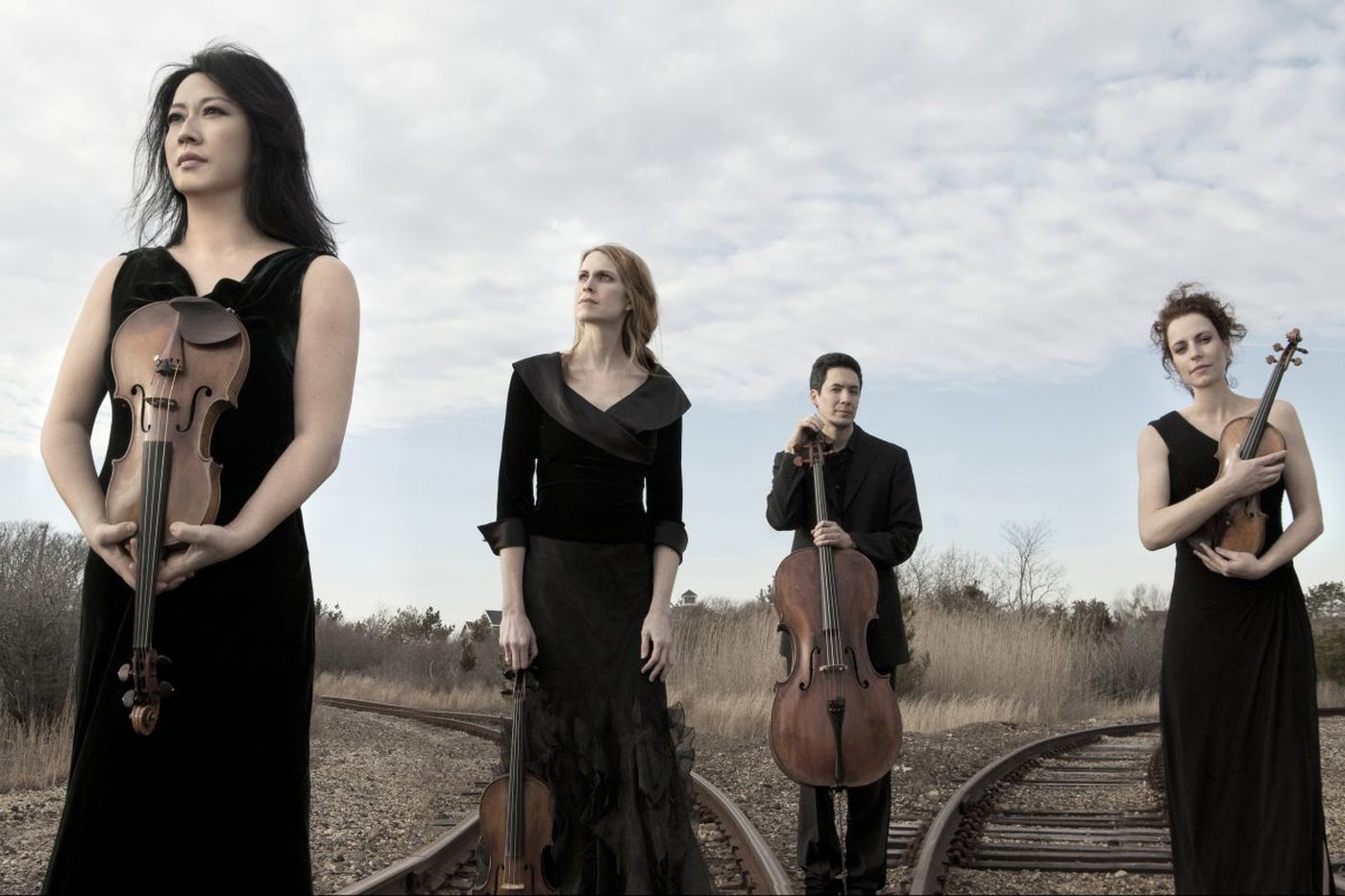At Penn, Daedalus boldly embarks on the full Beethoven string-quartet cycle
