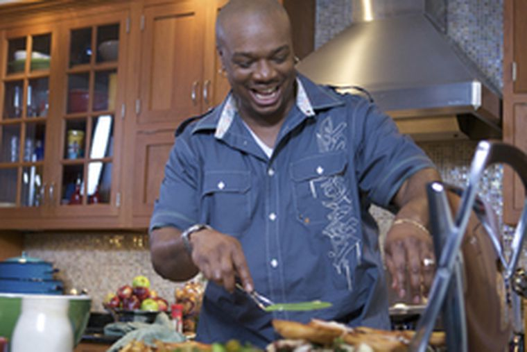 Big Daddy S House Spices The Life Of Chef Aaron Mccargo