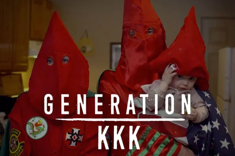 """A&E has canceled an upcoming documentary about efforts to help Ku Klux Klan members break away from the hate group, after learning cash payments were made """"to facilitate access"""" to the film's subjects."""
