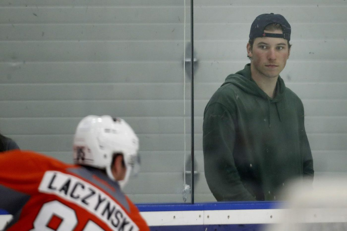 36ad98c67 Flyers  top pick Nolan Patrick among many athletes under noted surgeon  William Meyers  care