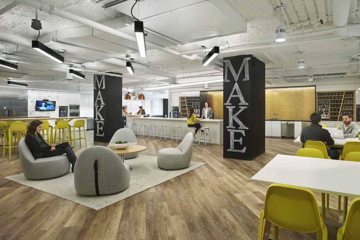 Coworking operator MakeOffices plans third Philly location in Bourse building