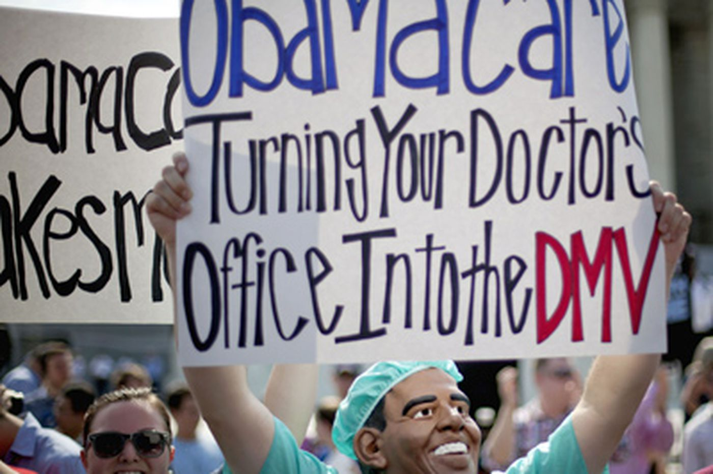 What would replacing Obamacare look like?