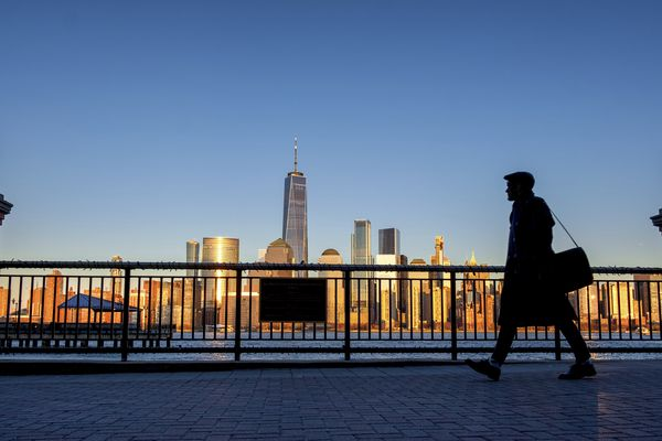 New YorkIs Creating Jobs But Losing People