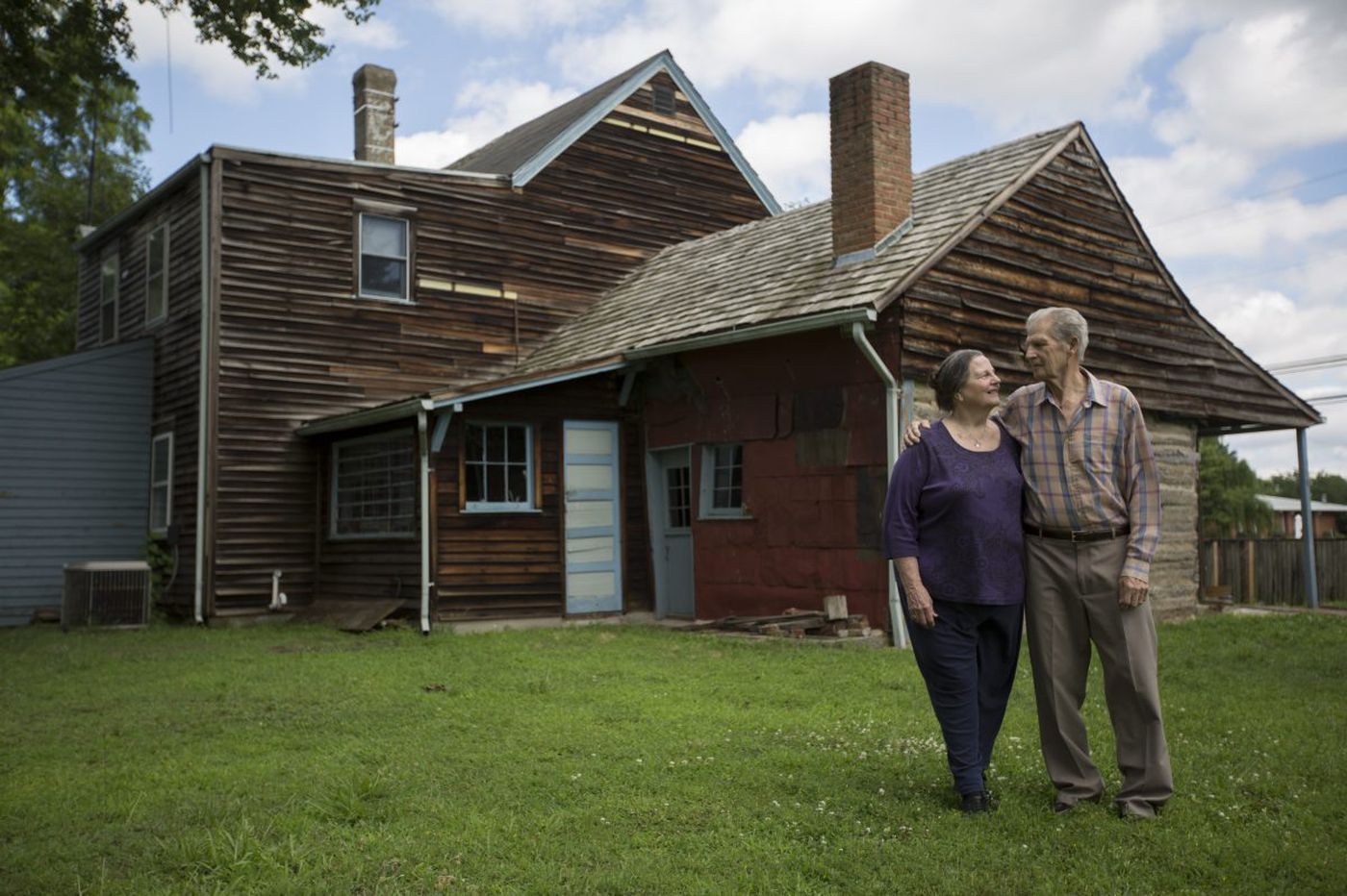 South Jersey log cabin for sale: Nearly 400 years old, asking $2.9M, includes present owners