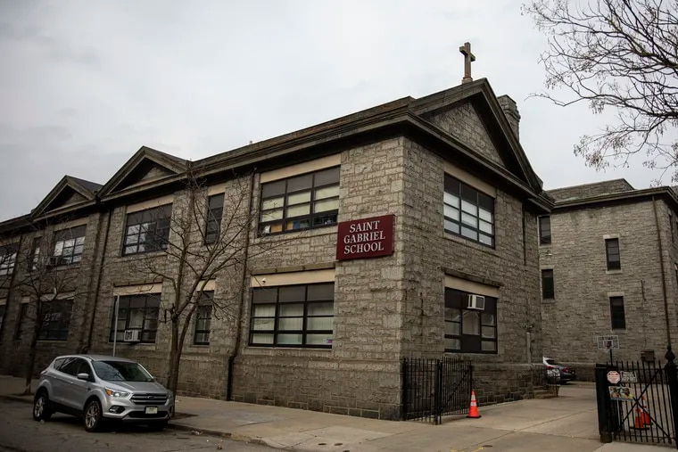St. Gabriel Catholic School will close permanently in June, officials announced. The school enrolls fewer than 120 students.