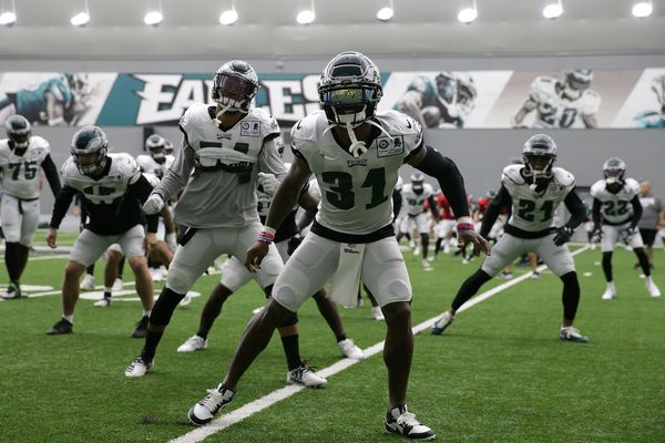 Eagles hoping to have Jalen Mills and Ronald Darby back for Sunday night's showdown with Cowboys