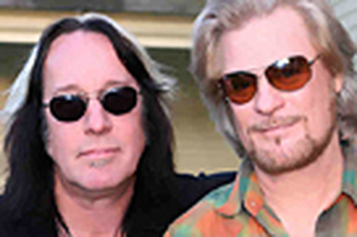 Hall and Rundgren: Brotherly love at Borgata