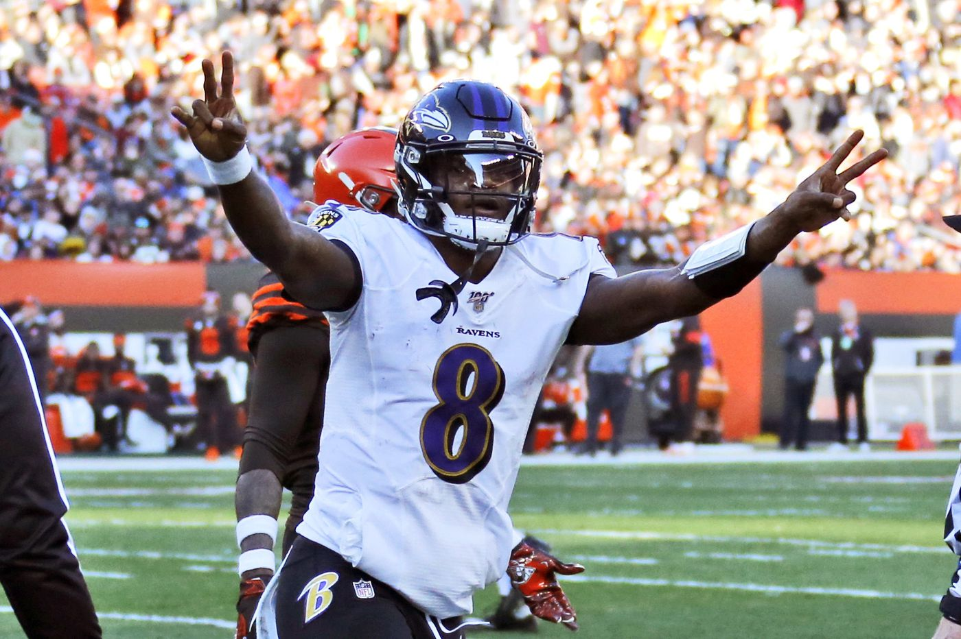 NFL playoff predictions: Vegas Vic still loyal to the Baltimore Ravens