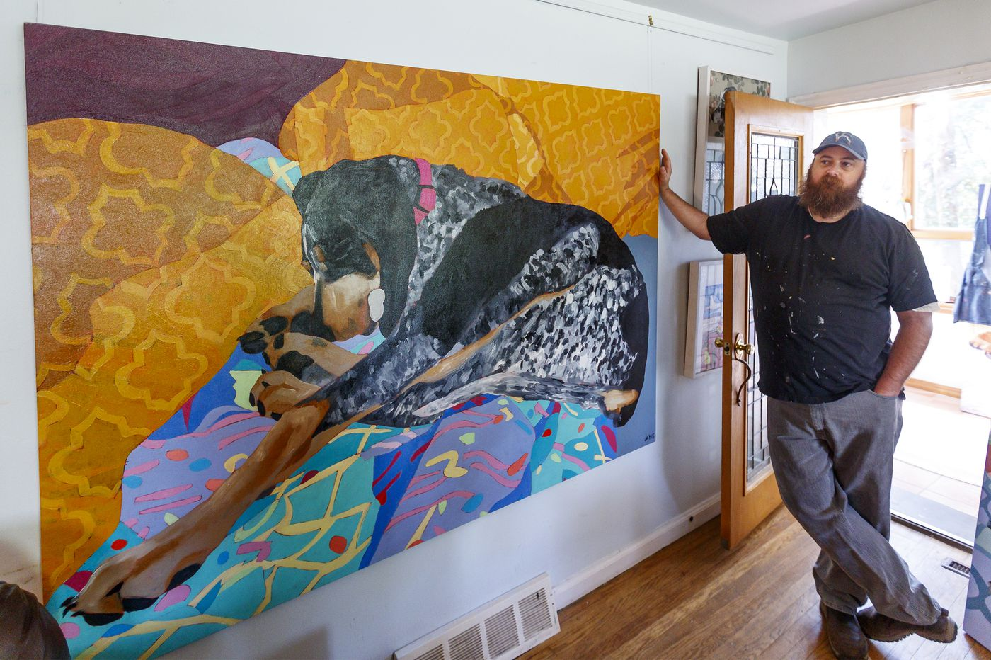 From Anthropologie to White Dog Café, his dog portraits are all over Philly | We The People