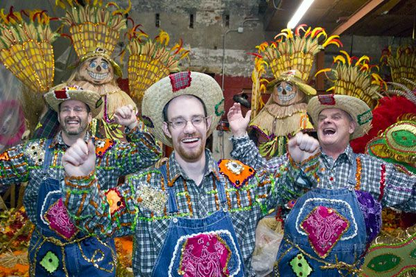 A Mummers Parade guide for couch strutters