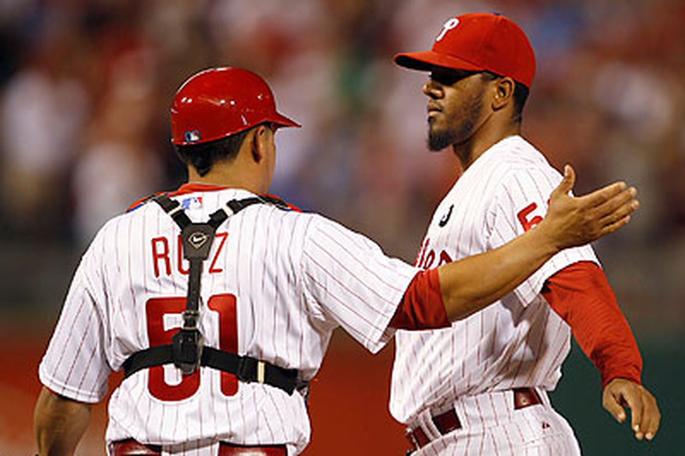 Inside the Phillies: At the halfway mark, promise of greatness