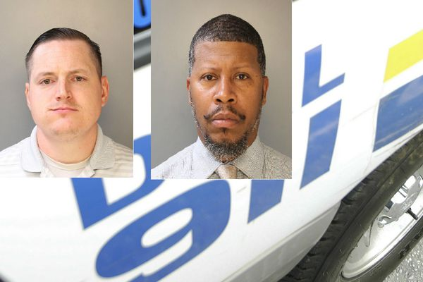 Judge dismisses case against 2 cops charged with illegally detaining man