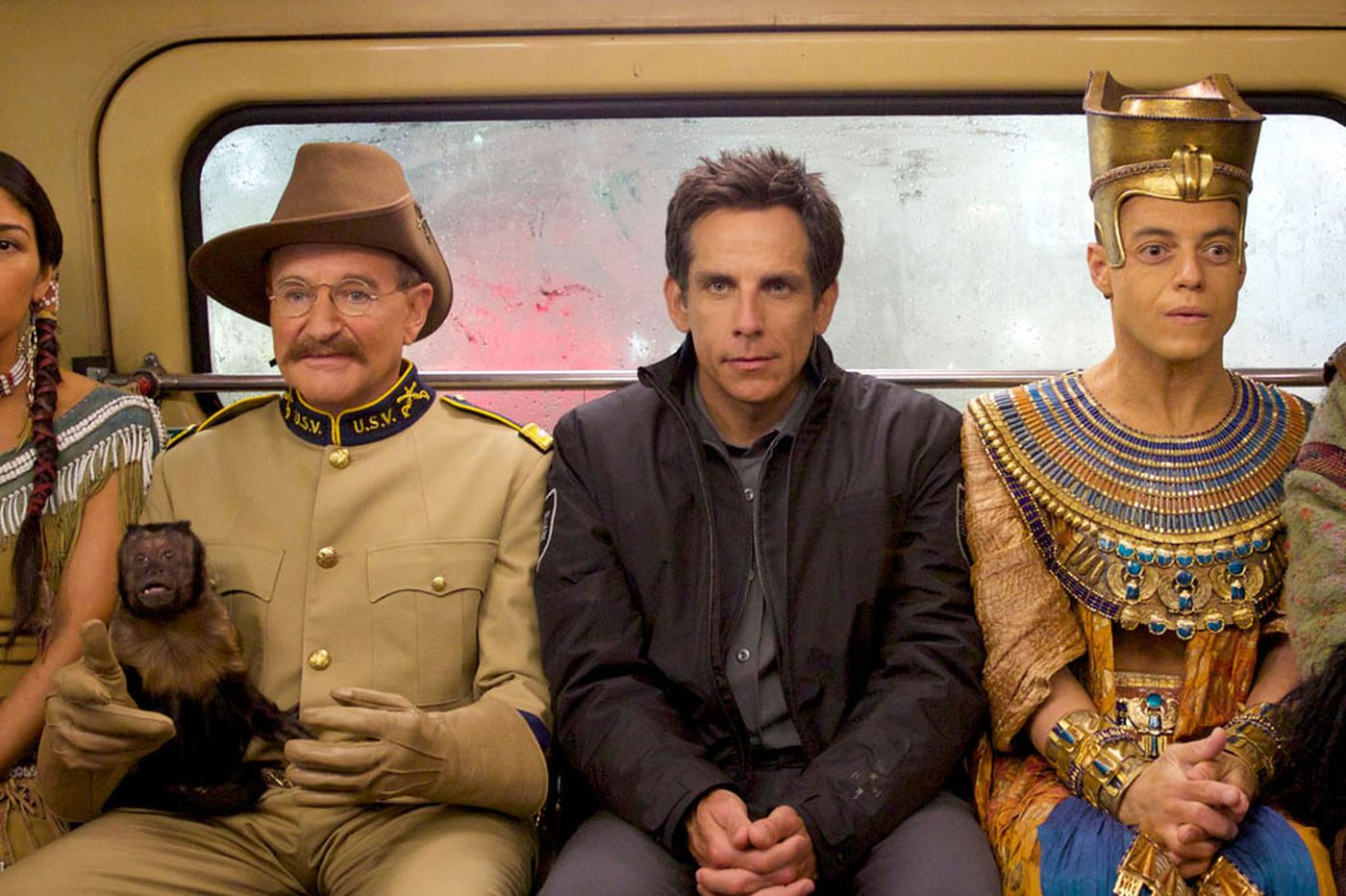'Night at the Museum' trilogy wraps with 'Secret'