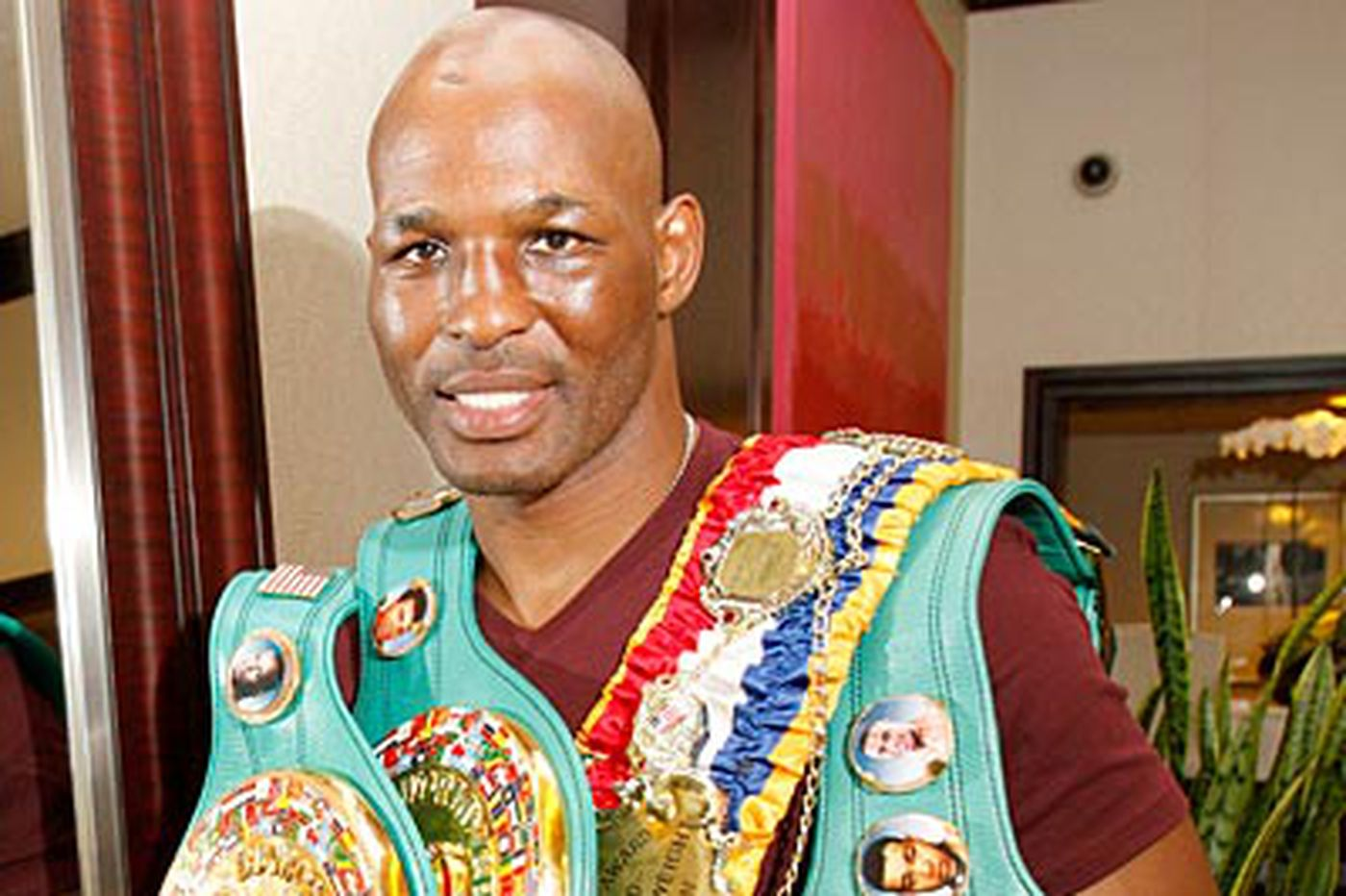 Champ again at 46, Bernard Hopkins says he got into foe's head