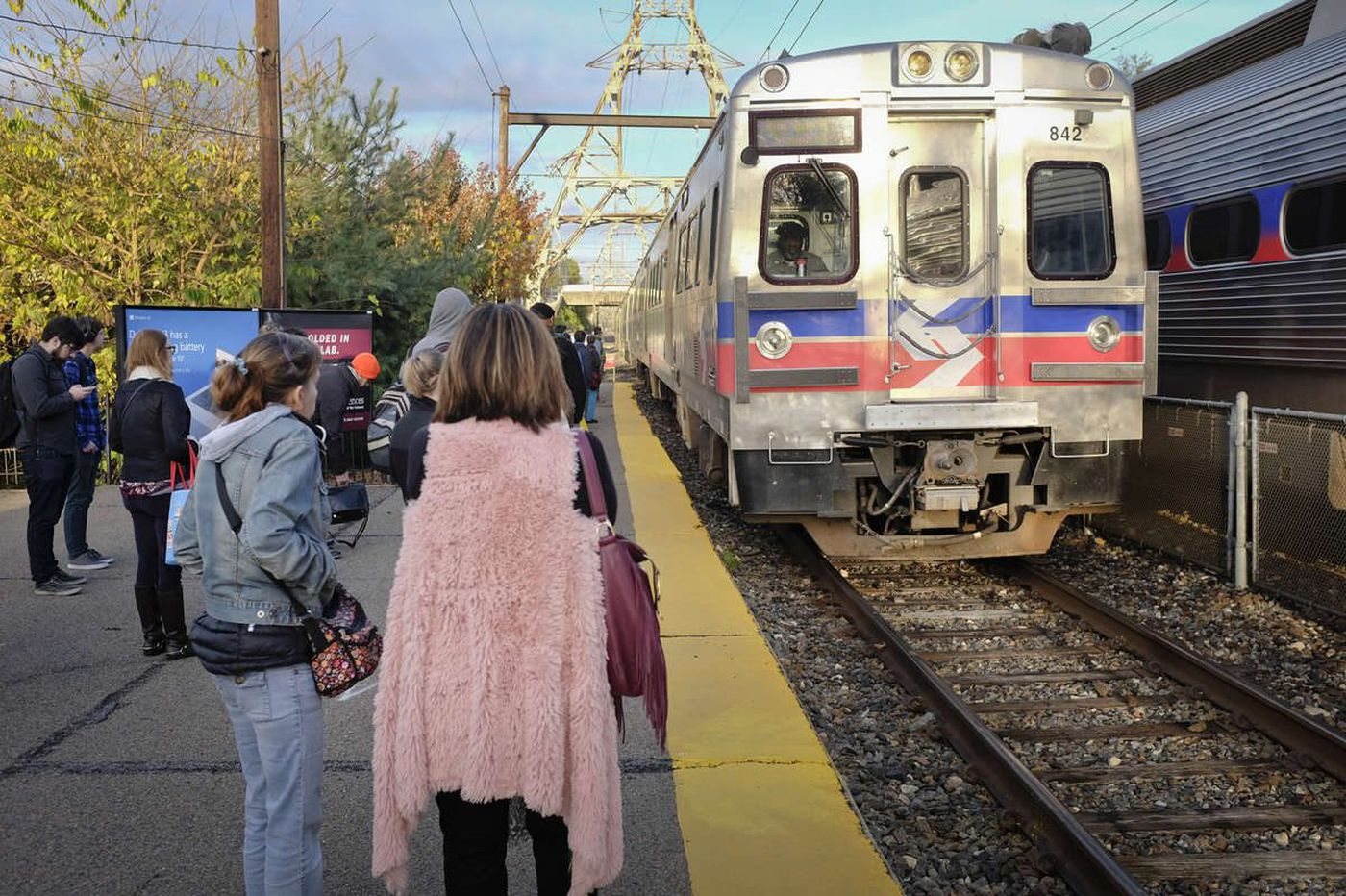 SEPTA: Car removed from train tracks in Montgomery County, service resumes