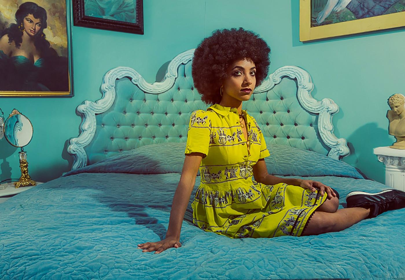 Grammy winner Esperanza Spalding has found a new creative home base in Philly