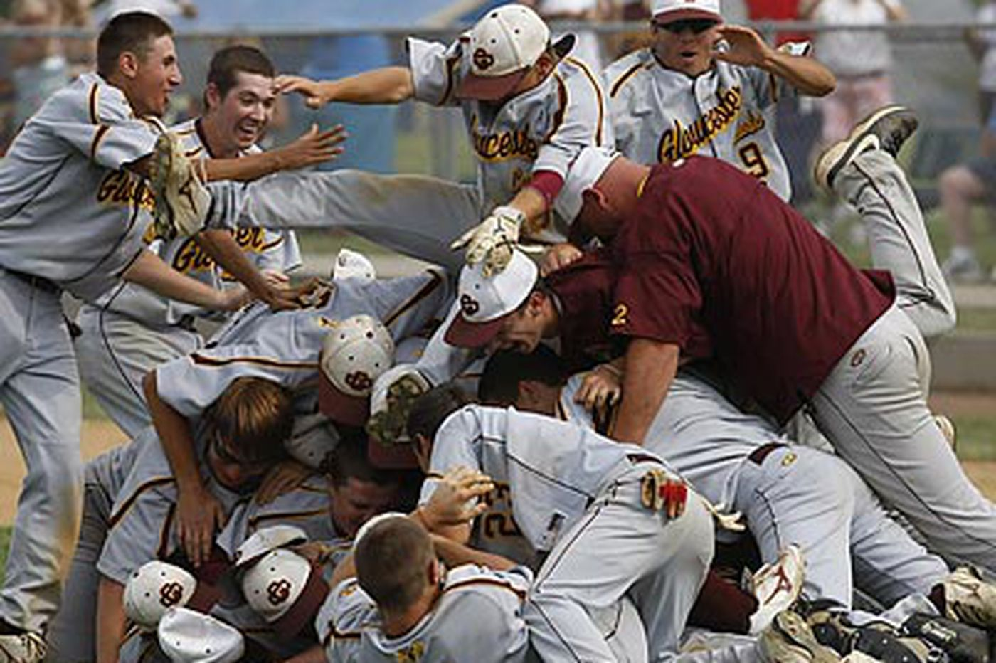 For Gloucester Catholic, youth serves baseball crown