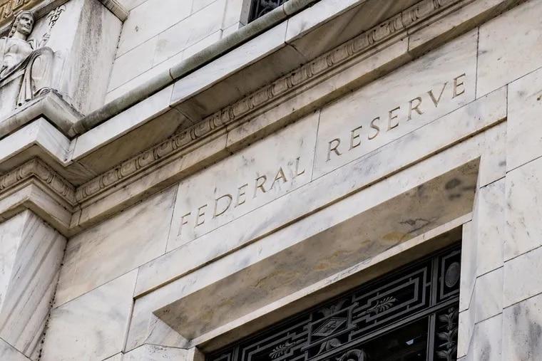 The Federal Reserve Building in Washington, D.C. (Paul Brady/Dreamstime/TNS)