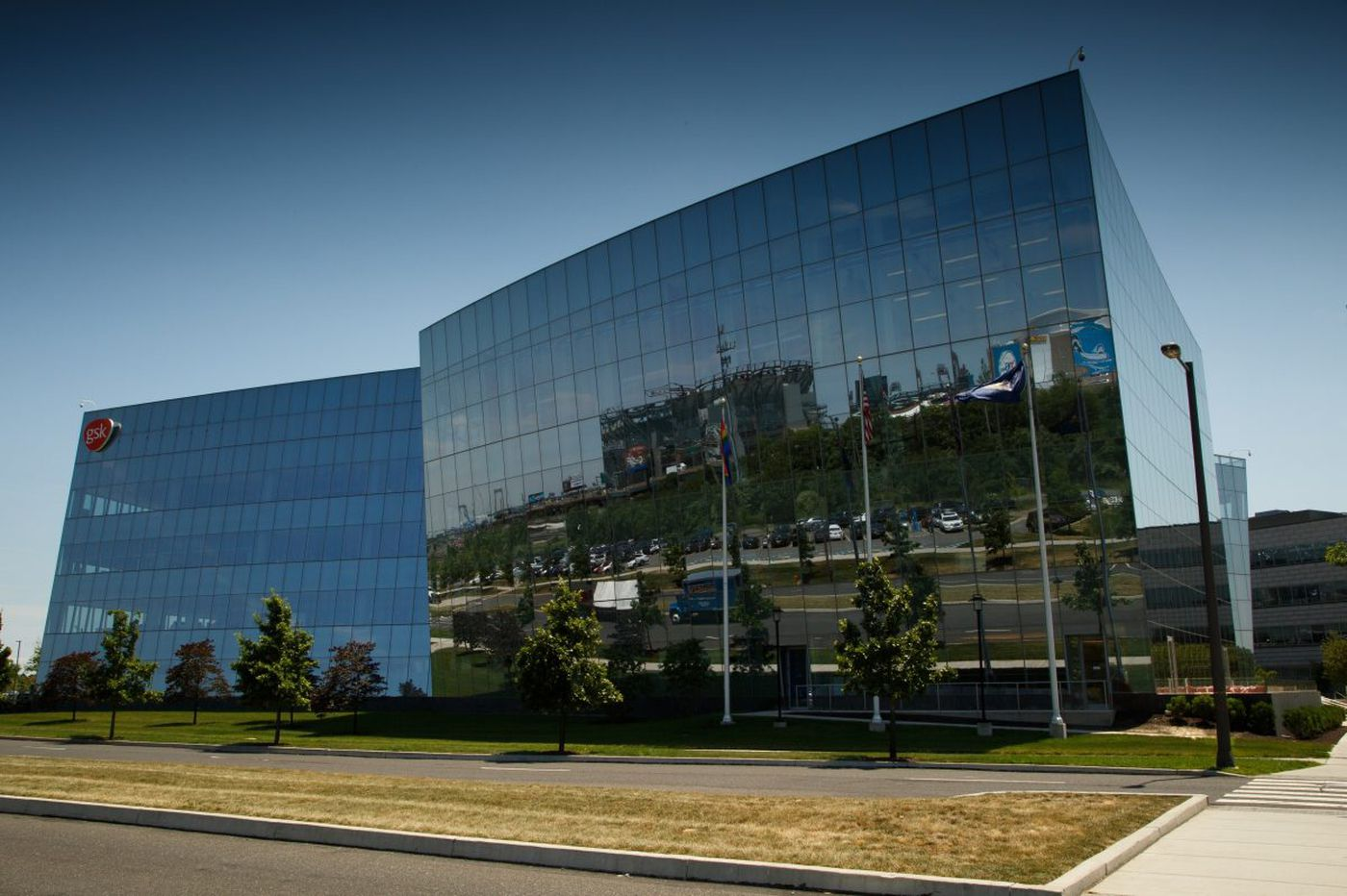South Korean fund buys GSK's Navy Yard HQ in second Philly acquisition