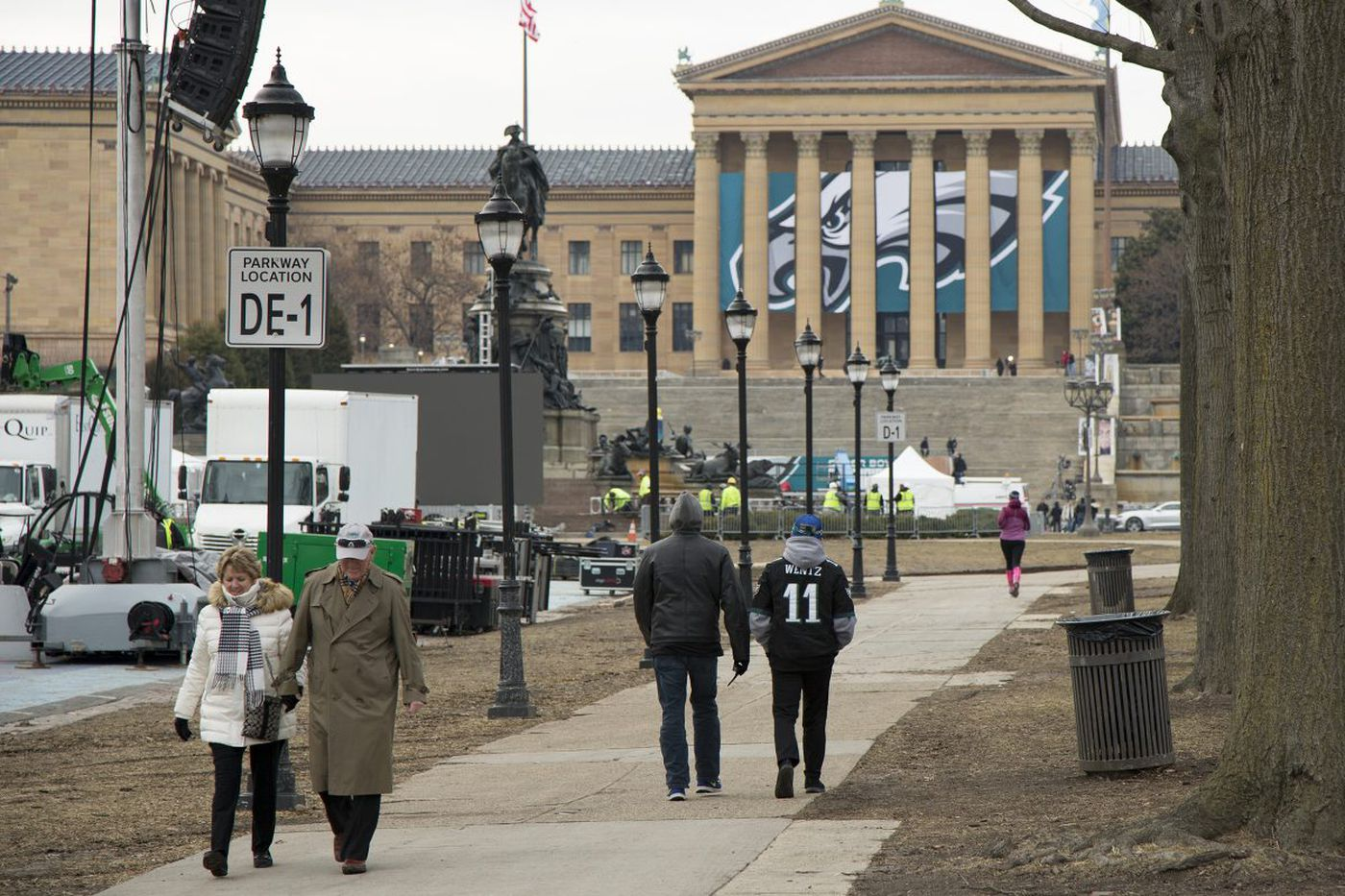 Eagles parade: List of places that will be closed Thursday