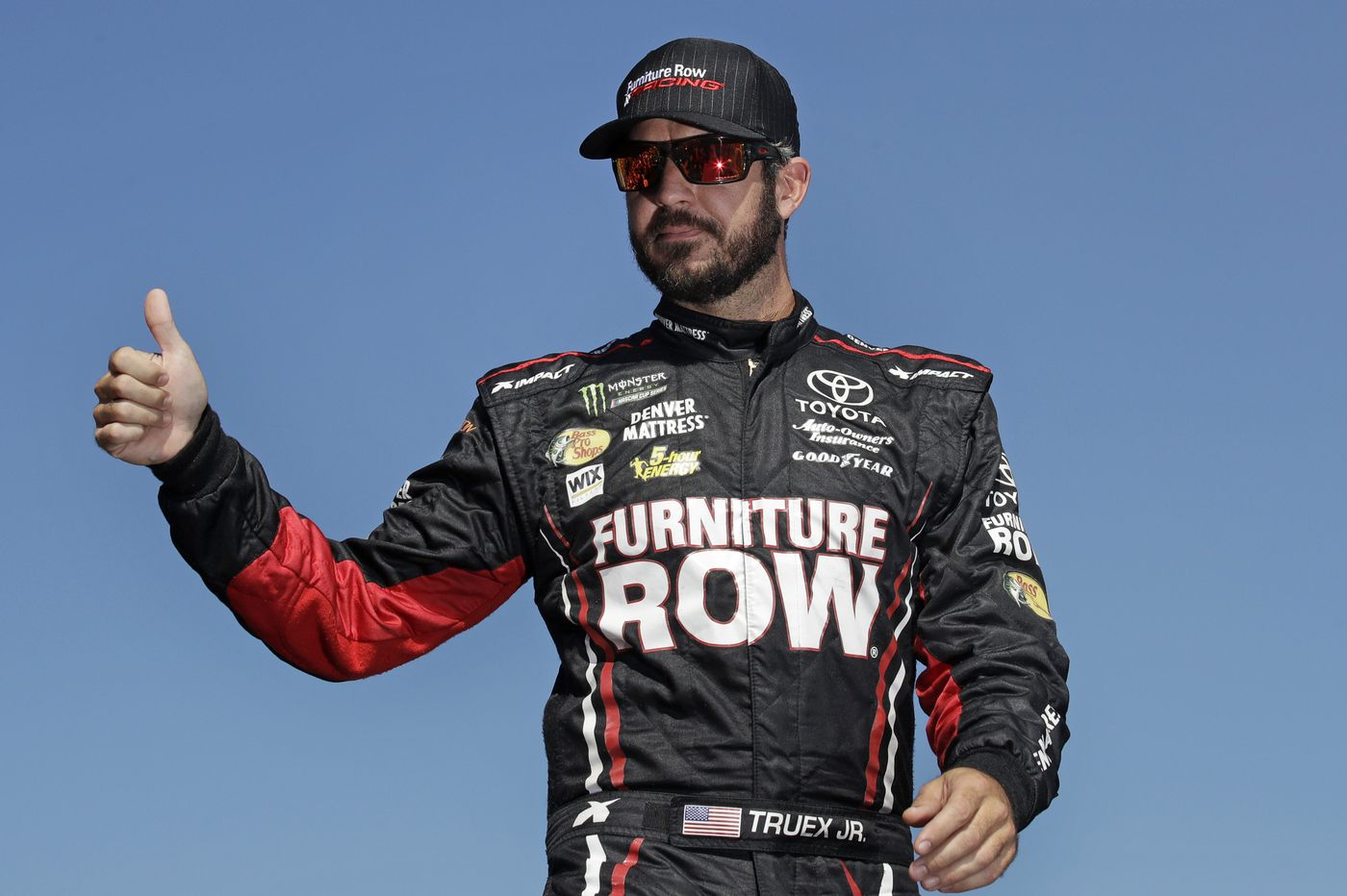 Monster Energy champion Martin Truex Jr. is currently without a ride for 2019