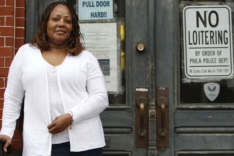 Rochelle Bilal, president of the Philadelphia Guardian Civic League.