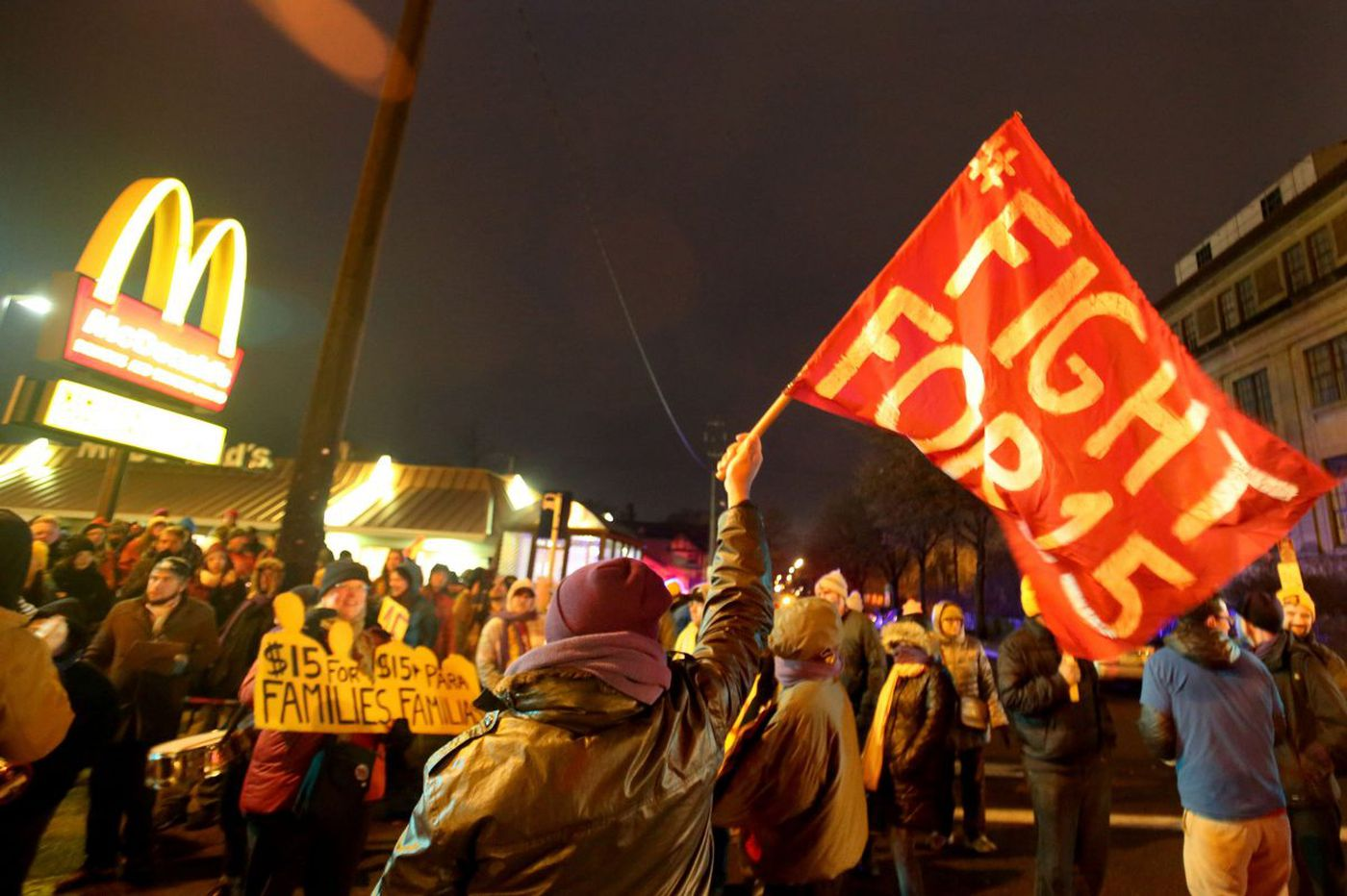 Golden anniversary of minimum wage means it's time for an increase   Opinion