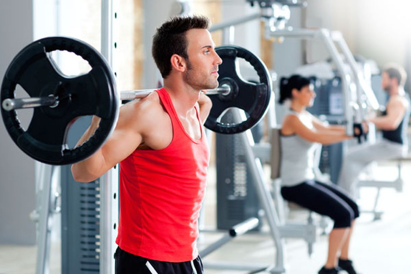 Exercise your gym etiquette with these 12 tips