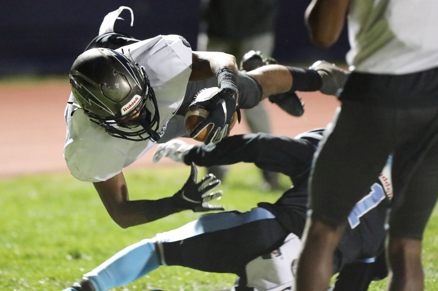 Hamin Anderson's interception seals win for Highland over Timber Creek