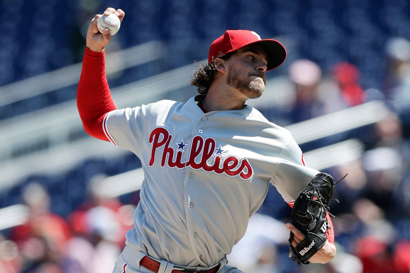 Aaron Nola can ease concerns tonight against the Mets   Extra Innings