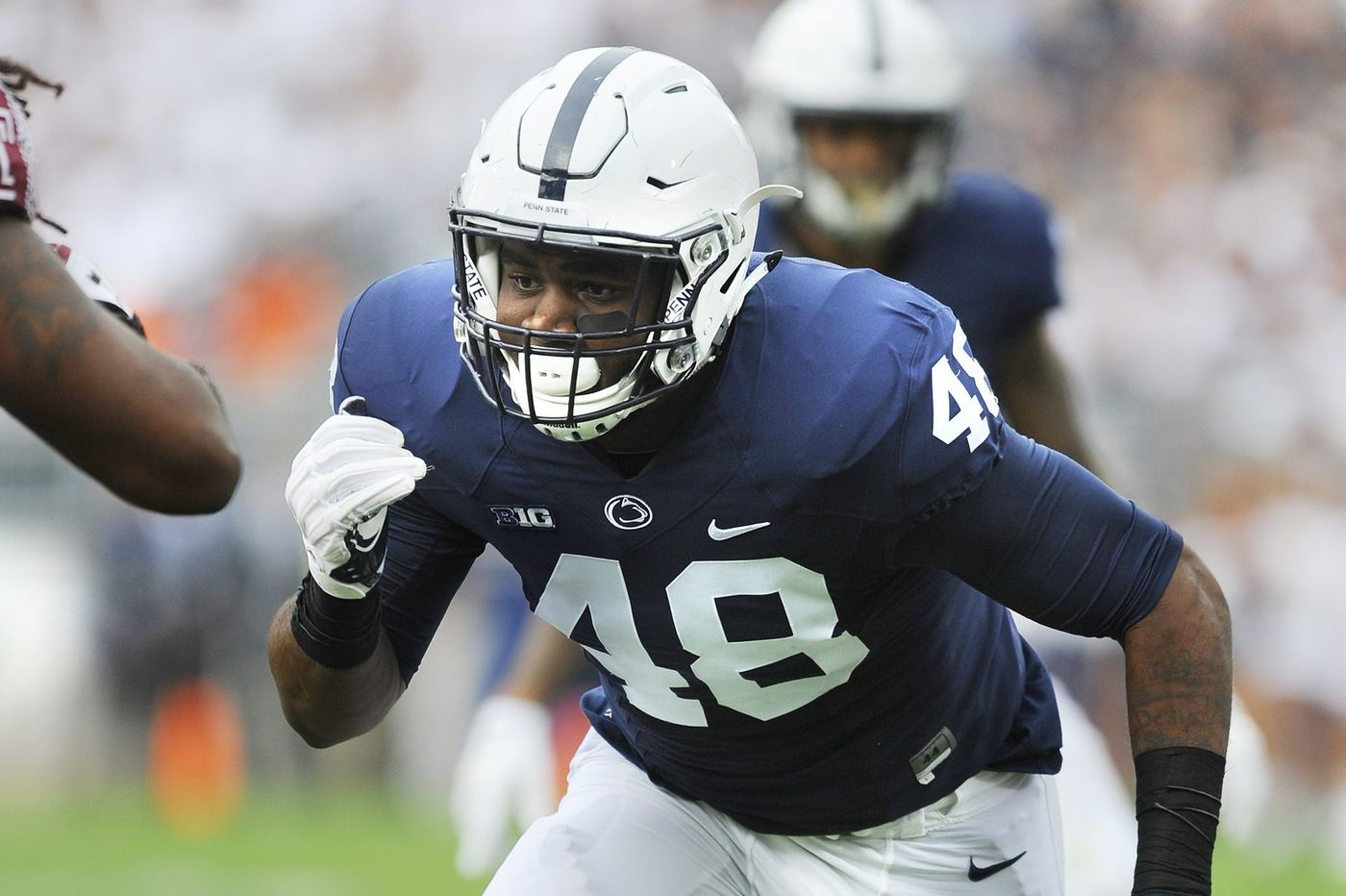 Philly's Shareef Miller looking for a big season | Penn State defensive line preview