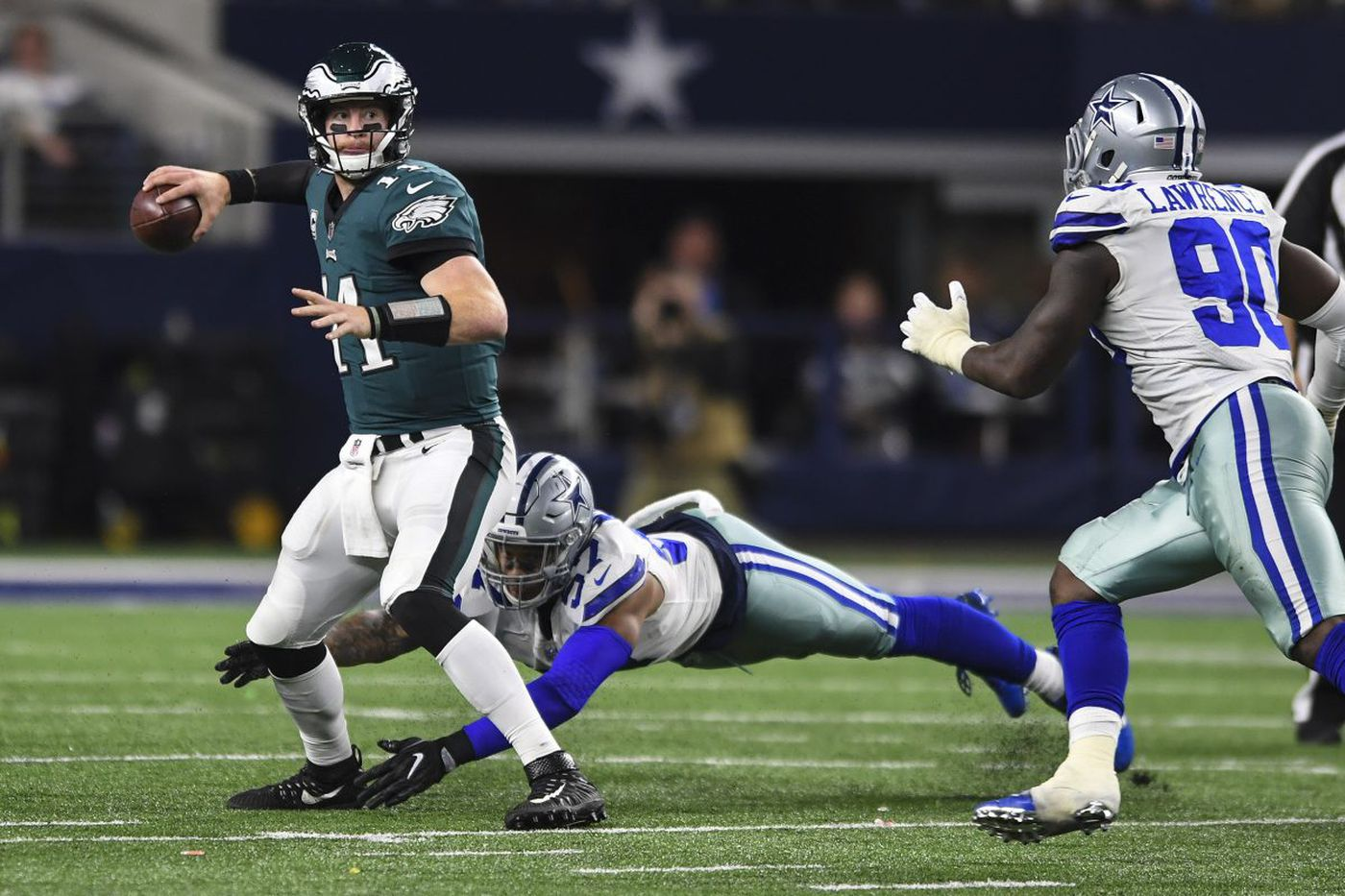 Eagles 37, Cowboys 9: Defense dominates Dak Prescott and other observations from Philly's win