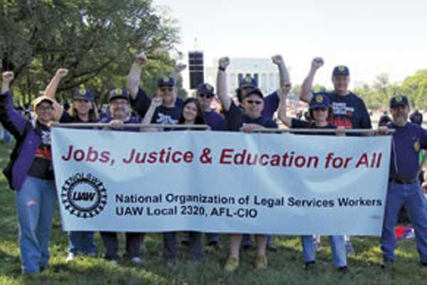 White-collar workers are turning to labor unions