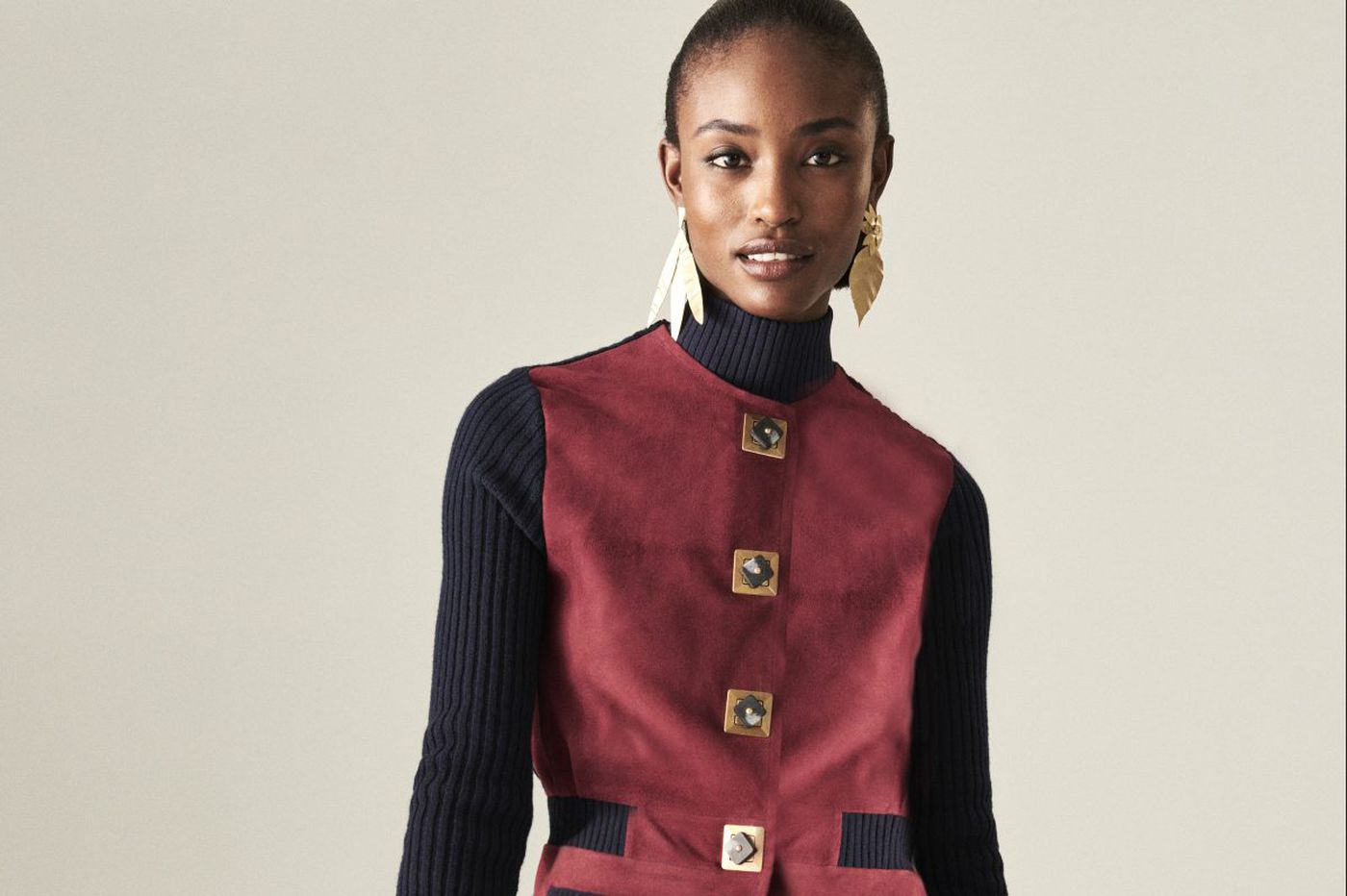 Tory Burch's resort line speaks to empowering friendships between women