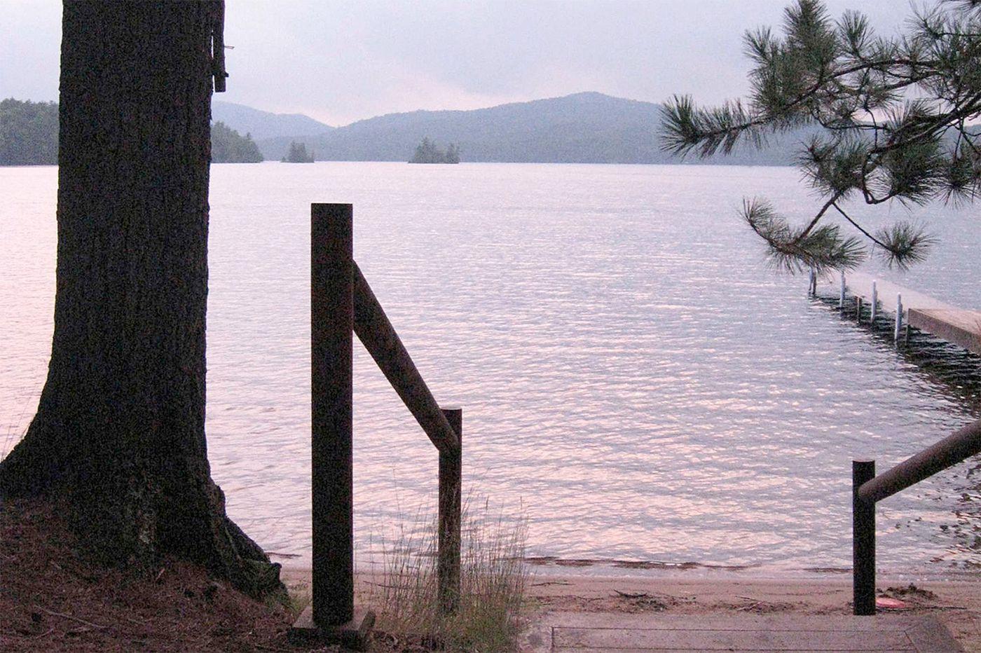 Personal journey: On 'Wild' Saranac Lake