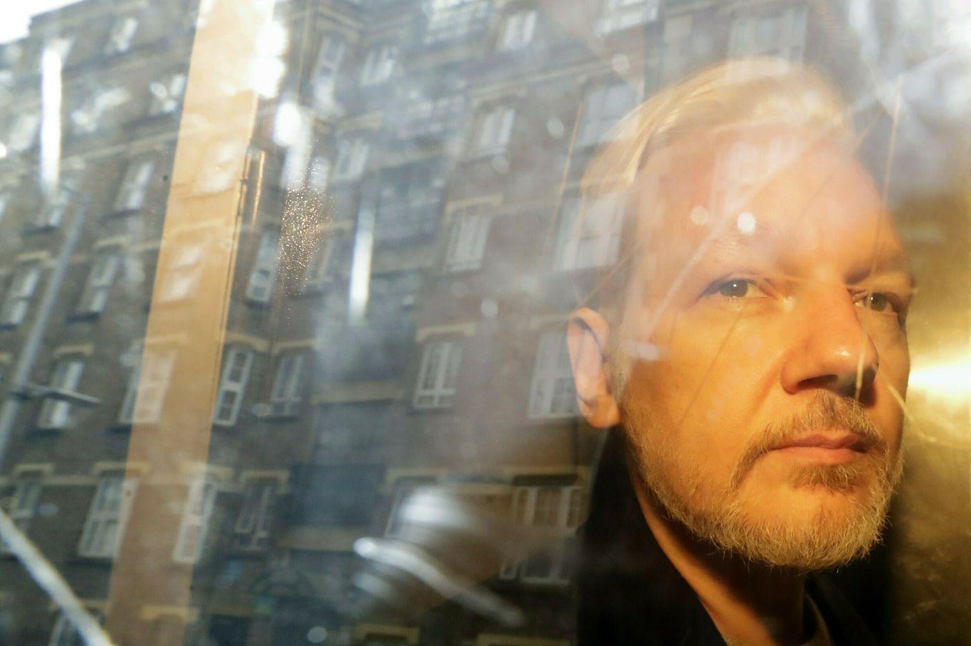 Julian Assange rape case to be reopened by Sweden