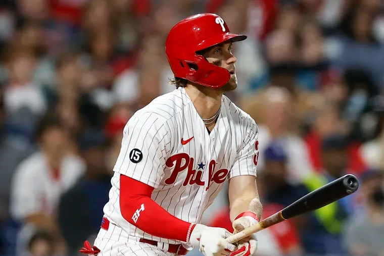 The Phillies have a superstar in Bryce Harper but have struggled to surround him with productive homegrown talent.