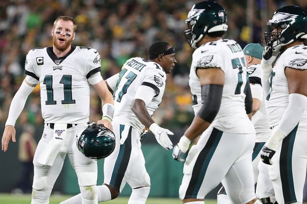 Sports betting: Eagles' huge spread over Jets is among their highest ever