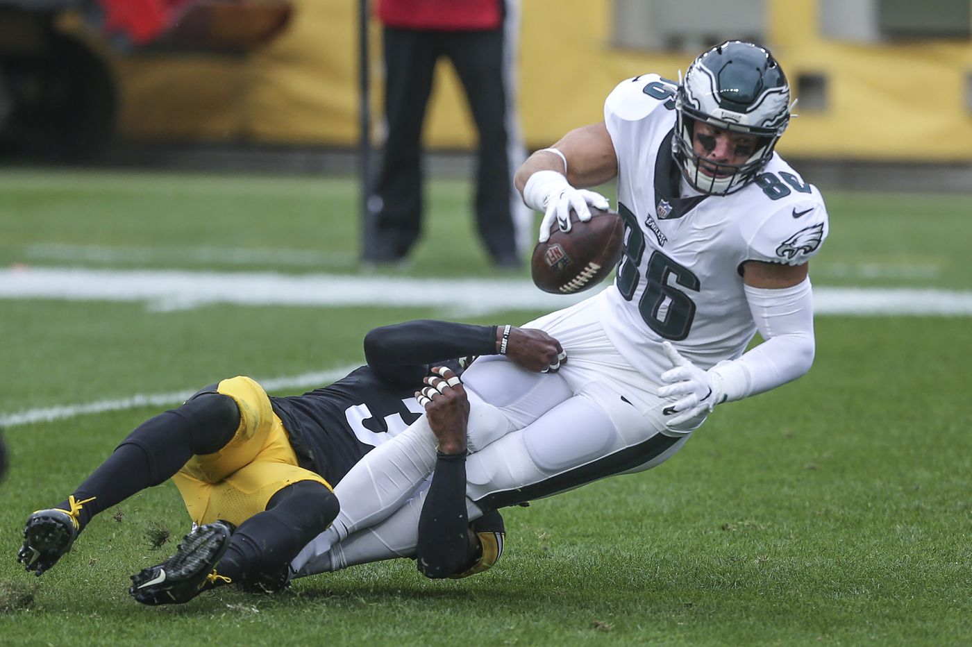 Eagles-Steelers: 5 reasons why Eagles lost and head into Week 6 with a 1-3-1 record