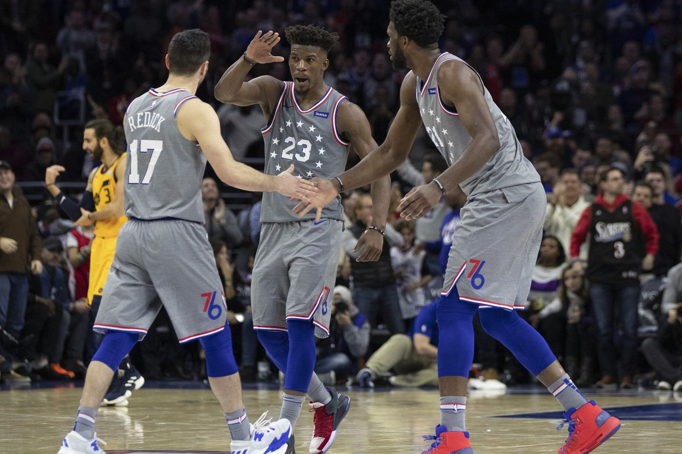 new products 37914 e5d5a With Jimmy Butler, Sixers can no longer preach patience ...