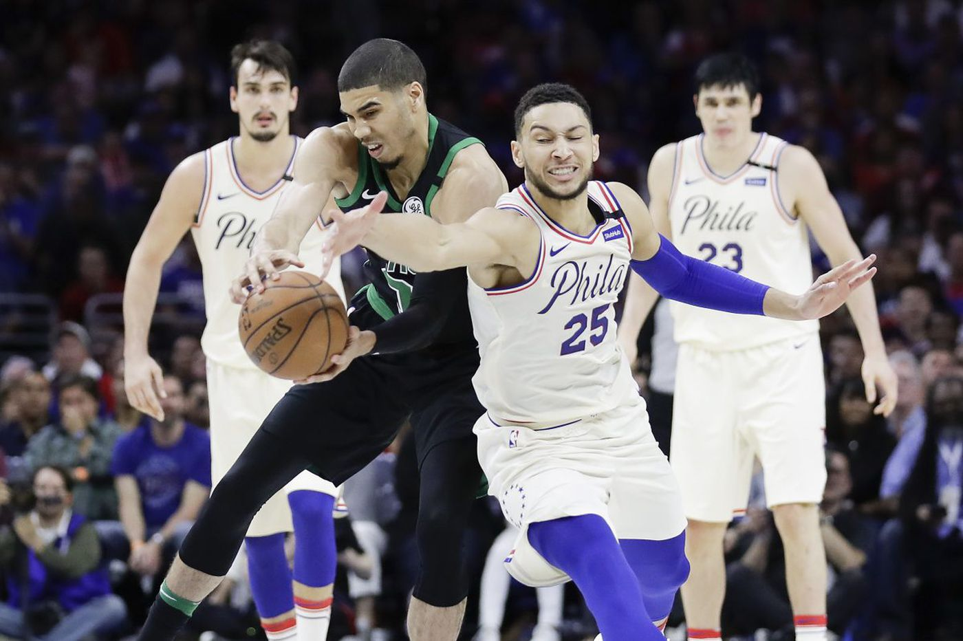 Sixers-Celtics observations, 'best' and 'worst' awards: Sixers' reality, Jayson Tatum's dominance and Robert Covington's struggles