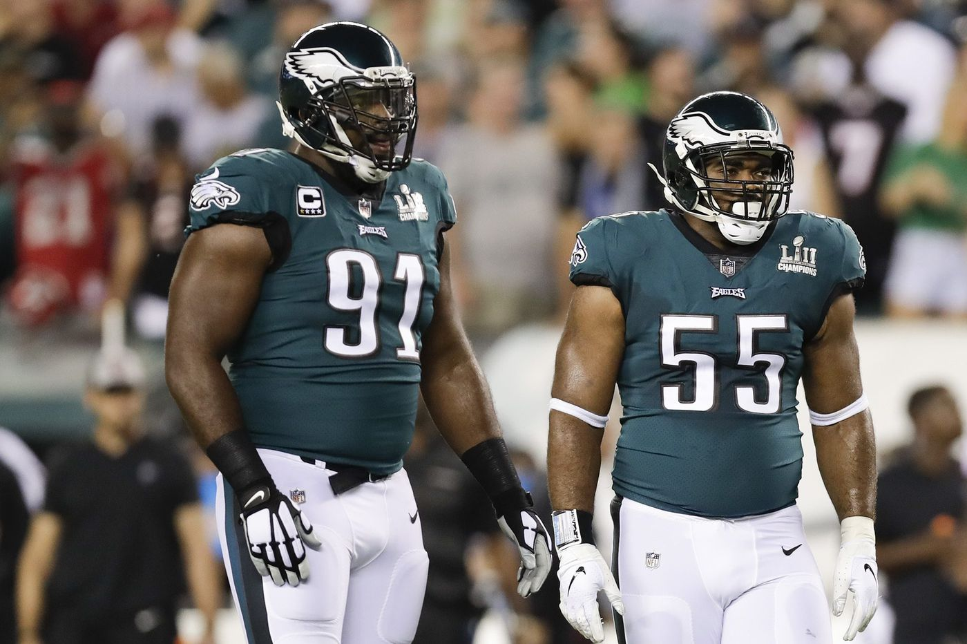Why Fletcher Cox played more than usual in Week 1 | Early Birds