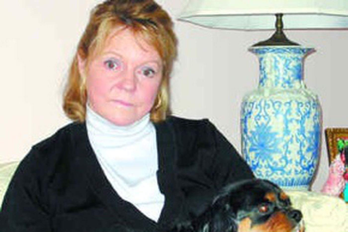 West Goshen widow's riches-to-rags story