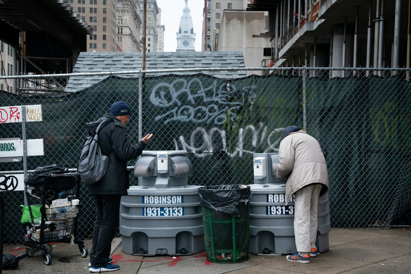 'It's heartbreaking': Coronavirus puts Philly homeless services in survival mode