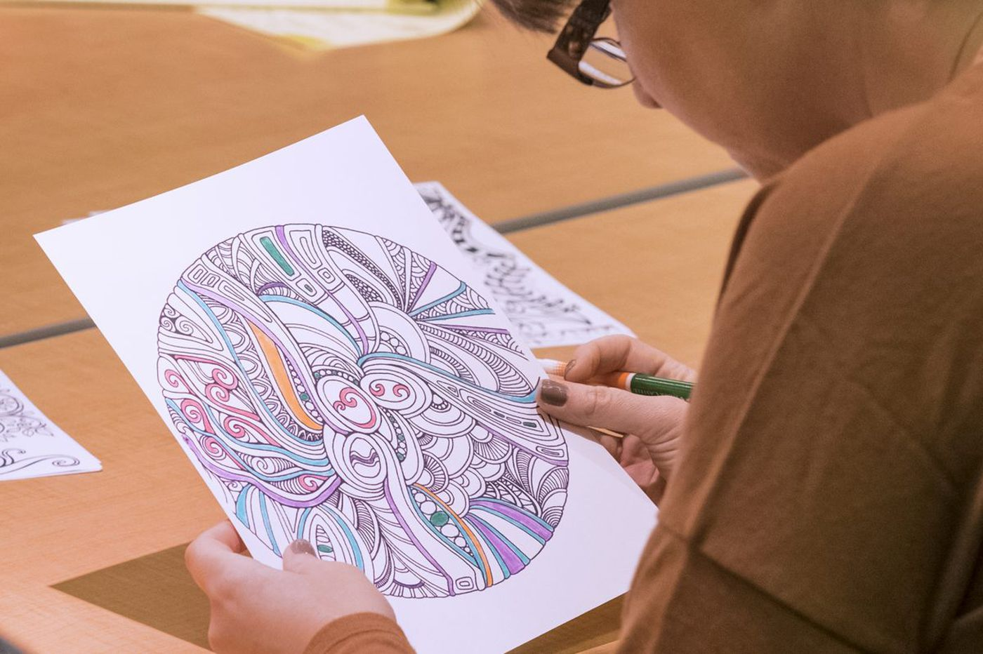 What can adult coloring books do for your health?